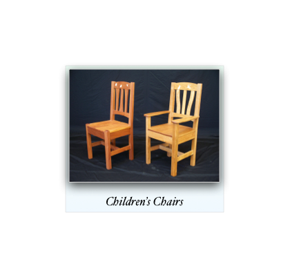 custom Children's Chairs