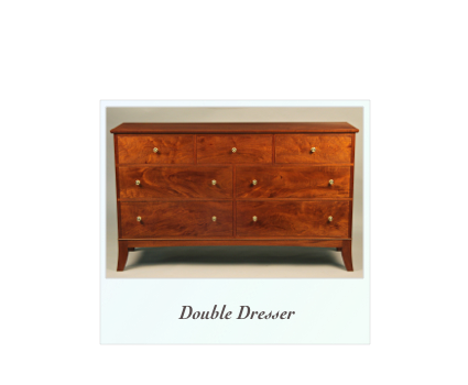 Chest of Drawers Dresser Classical Design Mahogany
