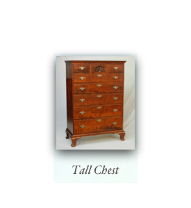 Chippendale Chest, 18th century chest, bureau Queen Anne Chest, Colonial Chest,