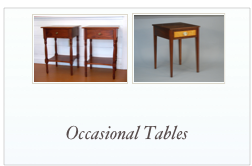 Handmade Occassional Tables